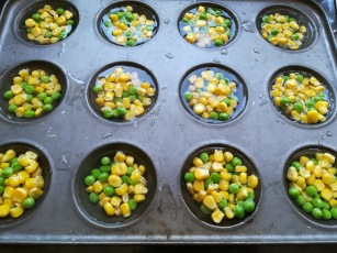 sweetcorn tray